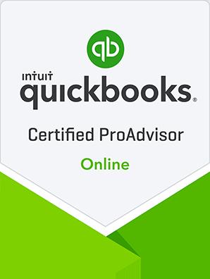 Quickboosk Certified ProAdvisor